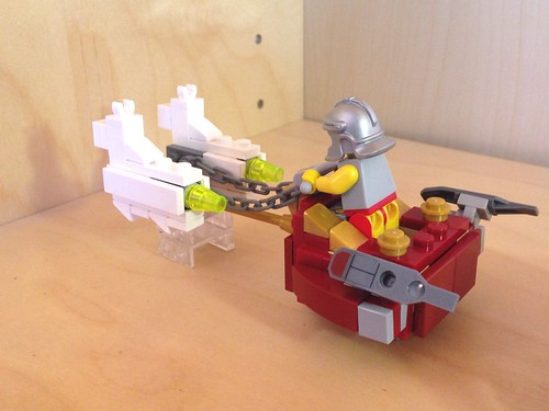 Roman Chariot Speeder-Back | by cadbane298