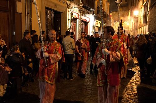Semana Santa procession in Granada, Spain | by Anna & Michal