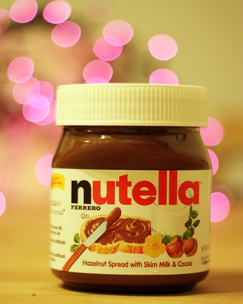 ... ginnerobot Nutella, my love - by ginnerobot