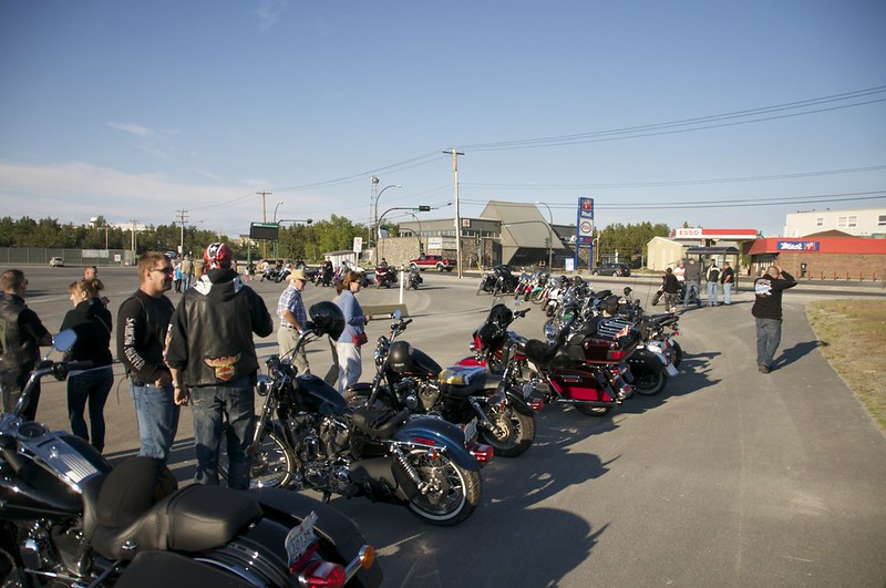 2nd Annual Midnight Sun Motorcycle Run