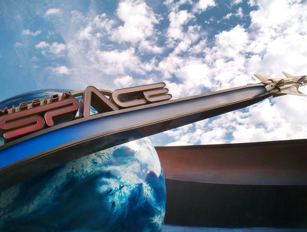 Mission: SPACE | A look at Mission: SPACE from 2003. | Steven ...