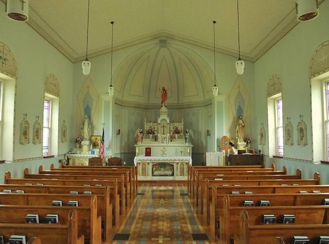 St. Anne Catholic Church, French Village, MO