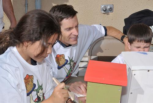 LANL top corporate volunteer organization