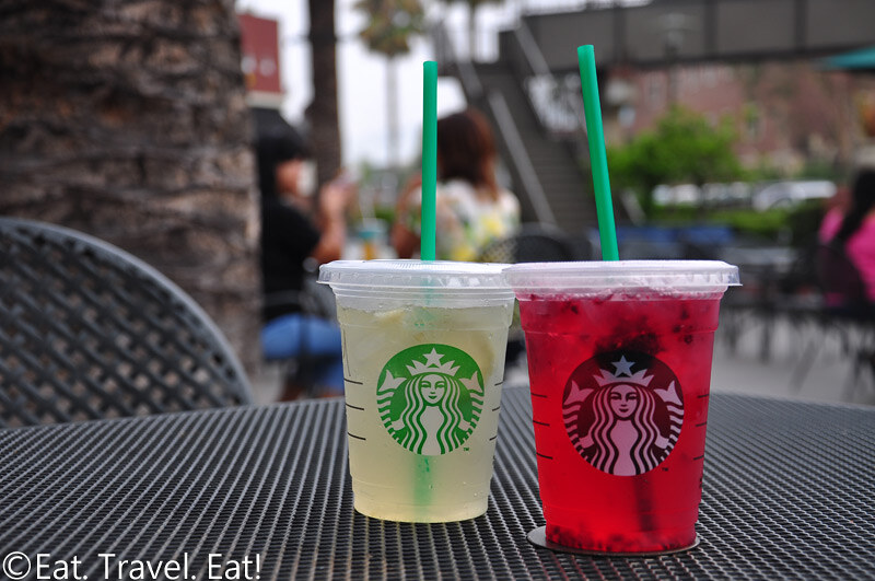 Starbucks Refreshers Cool Lime And Very Berry Hibiscus T Flickr