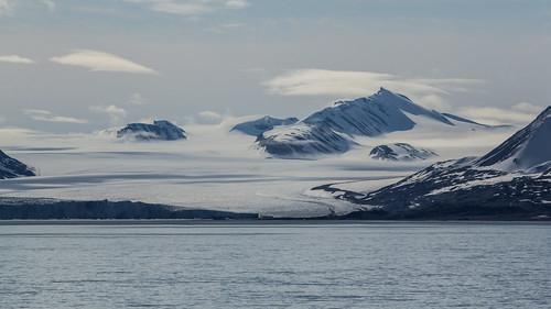 cruise sea summer sky panorama snow seascape cold ice june norway landscape dramatic glacier svalbard arctic norwegian po remote spitsbergen 2012 arcticcircle nyålesund nyalesund natureplus r207 canon60d greenlandsea svalbardandjanmayen mygearandme canonef70200mmf28lisiiusm