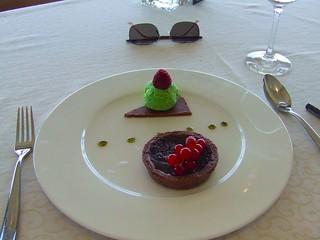 UAE - Abu Dhabi - Royal Meridien - Dessert