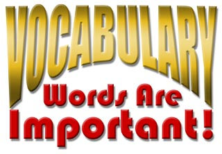 Vocabulary - Words Are Important | Vocabulary - Words Are Im… | Flickr