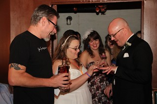 Married in the eyes of the bar   by Spamily