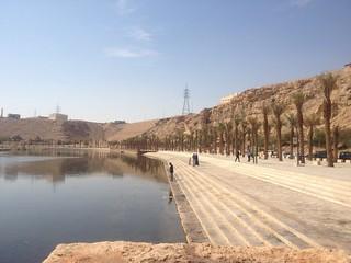 بحيرة سد وادي نمار بالرياض Abdullah Al Butairi Flickr