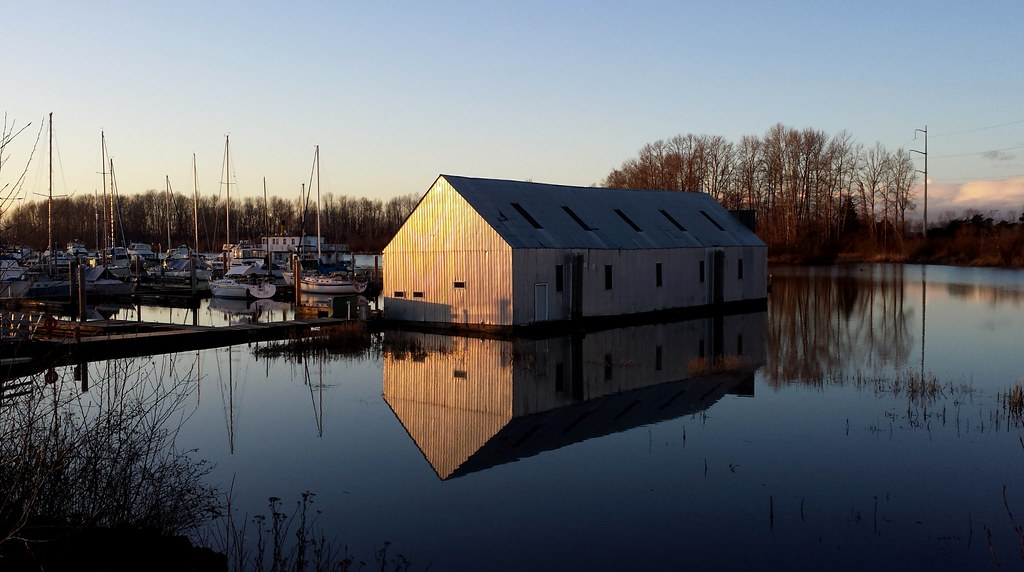 Ladner on the Phone: Captain's Cove Marina