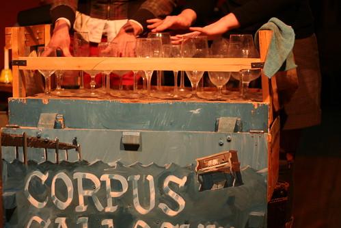 Corpus Callosum - April 13, 2012