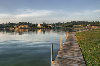 April Sound on Lake Conroe Easter Morning Montgomery, TX HDR | by Katie Haugland Bowen