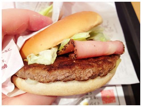 Broadway burger | by kalleboo