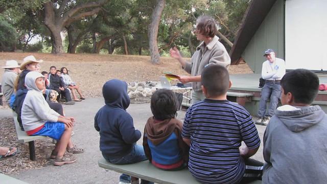 MVI_7263 Liz lake cachuma nature guide bald eagle egg question