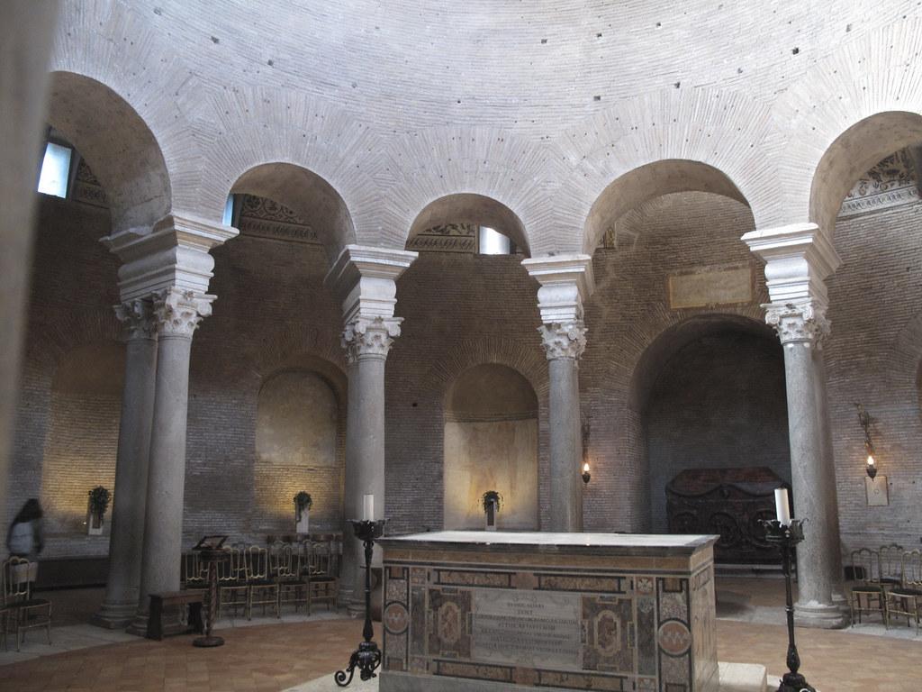 The Mausoleum of Costanza (Constantina) (IV)