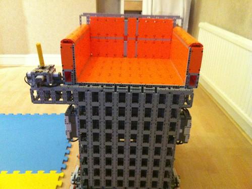 The LEGO Wheelchair