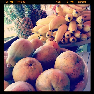 Maloa'a Fruit stand - HUZZAH | by flora and flying
