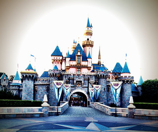Disneyland Castle - Anaheim, CA | by RoniLoren
