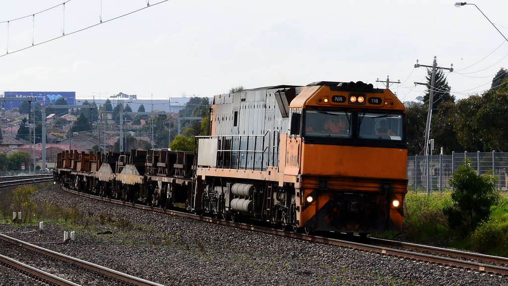Pacific National - 9606 by Shawn Stutsel
