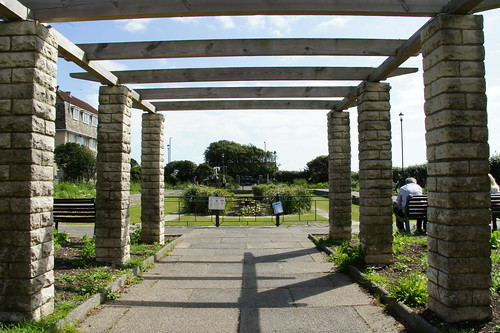 The Rest Garden, Fisherman's Walk, Southbourne, Bournemouth, Dorset | by Alwyn Ladell