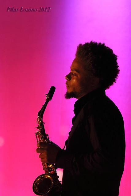Saxofonista ...