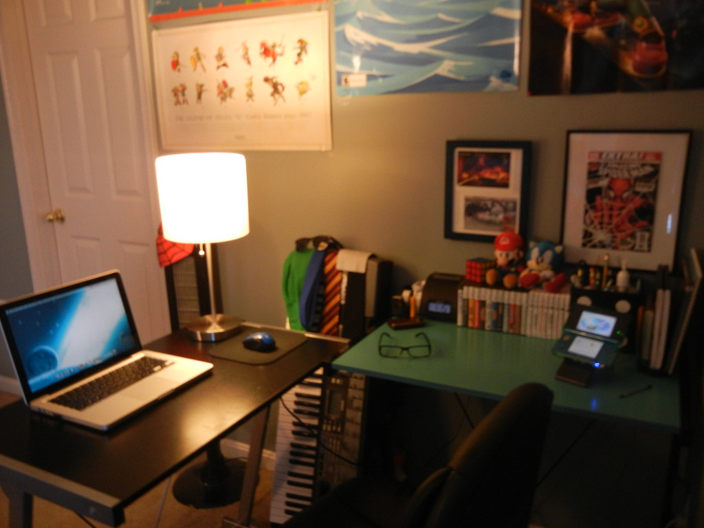 - Desk Setup [Updated] Nick Flickr