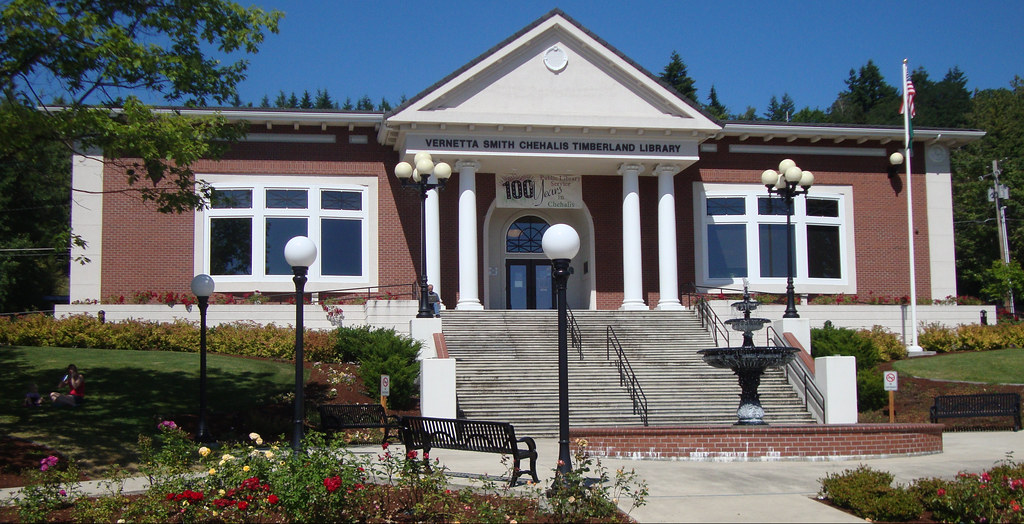 Vernetta Smith Chehalis Timberland Library (Chehalis, Wash
