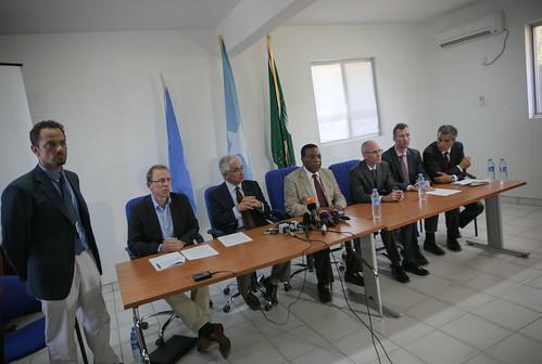 UNPOS SRSG Mahiga & regional Ambassadors 07
