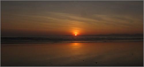 sunset costarica tramonti centroamerica oceanopacifico atardaser