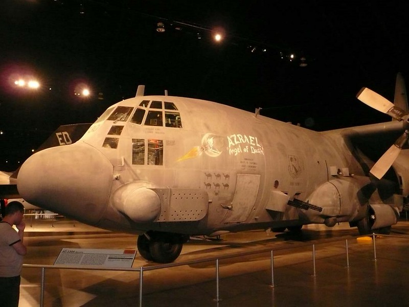 Lockheed AC-130A Spectre 1