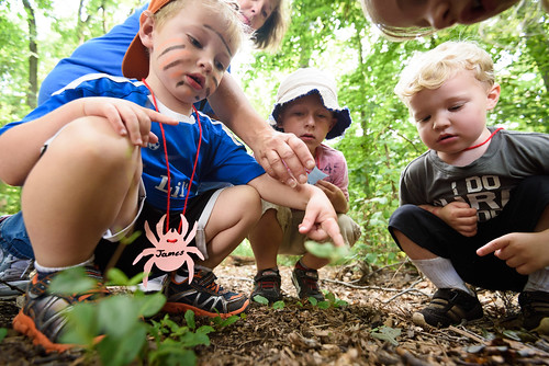 Kinder Tykes, Snails and Tales Camp