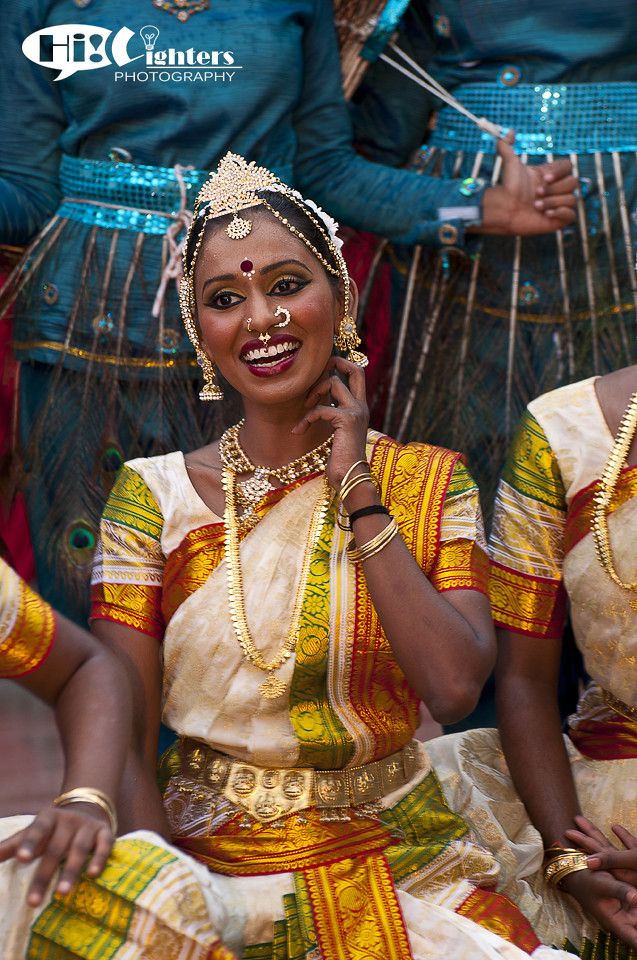 Indian Beauty Dancer 2 | Shot at Singapore, a pretty ...