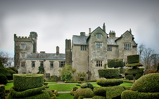 Levens Hall and Gardens, Cumbria   by brianac37