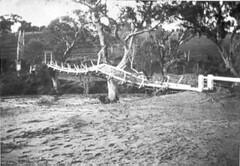 Dead Man's Pass after a flood 1920