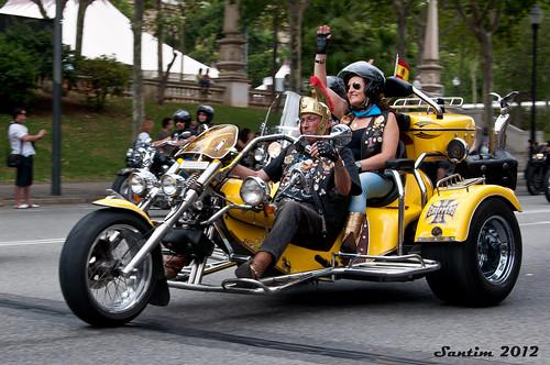 Harley Days Barcelona 2012