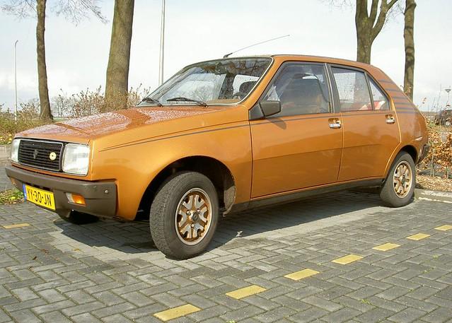 Renault 14 Safrane 30-6-1978 YY-30-JN