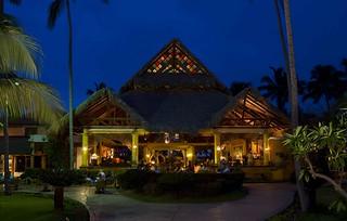 Lobby Bar & Reception area @ night