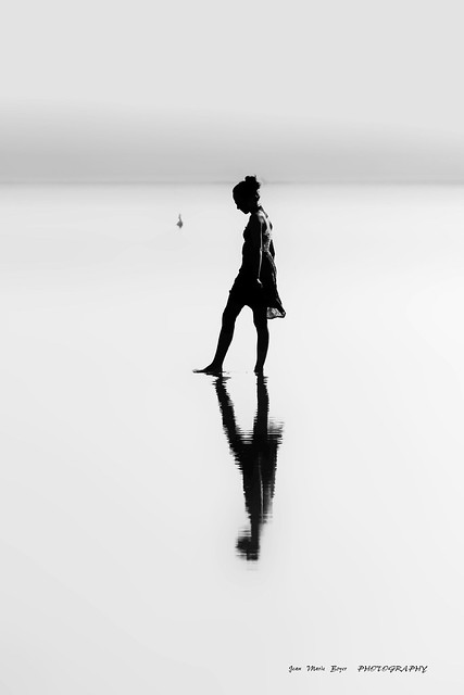 Lagune de sel