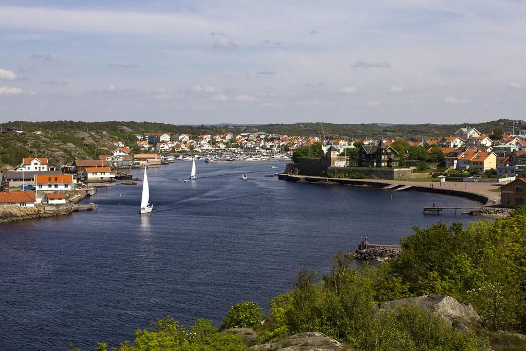 Marstrand | Vacation spot near Gothenburg, Sweden | Johan ...