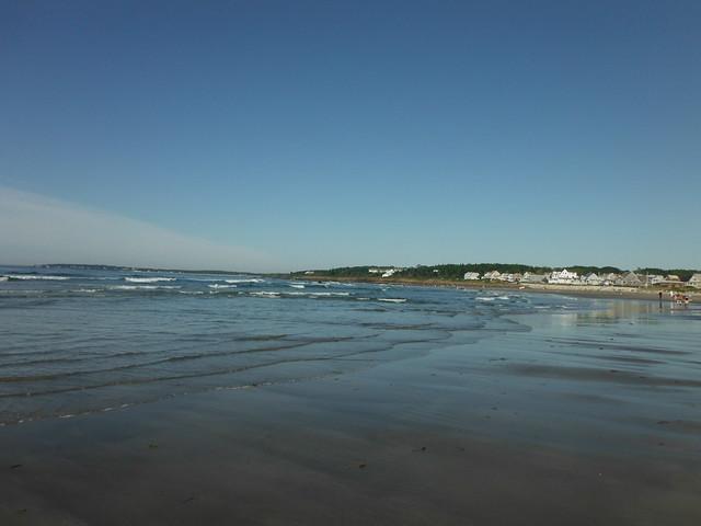 Maine beach 1