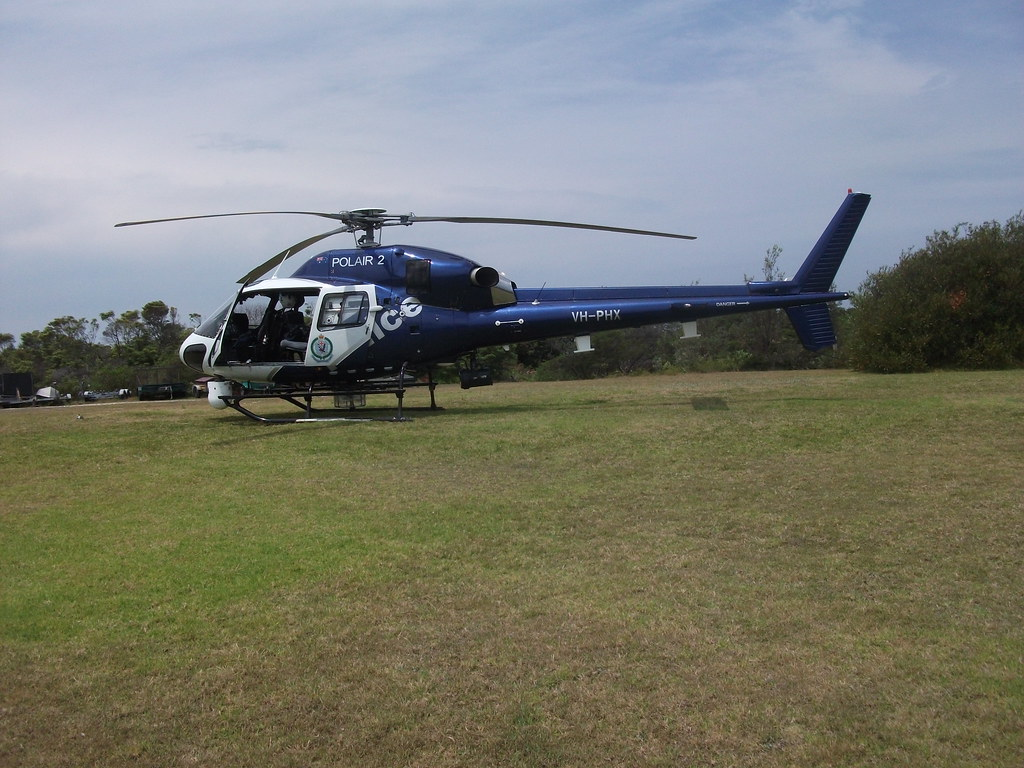 NSW Police Force PolAir 2 Helicopter, Middle Head, NSW | Flickr