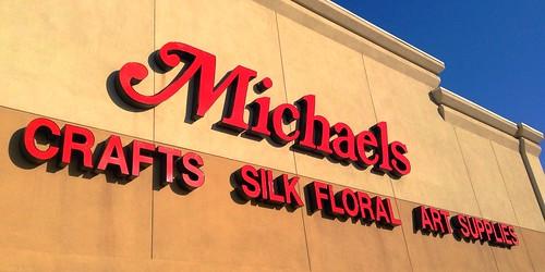 Michaels Crafts Shops