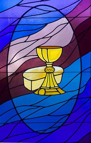 Eucharist Window 2 | by wplynn