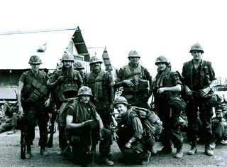 H Co, 2d Battalion, 5th Marines Officers, March 1969