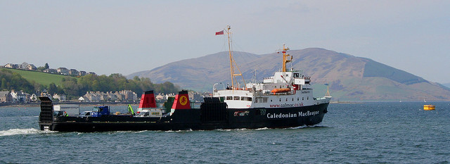 Saturn in Rothesay Bay in 2007
