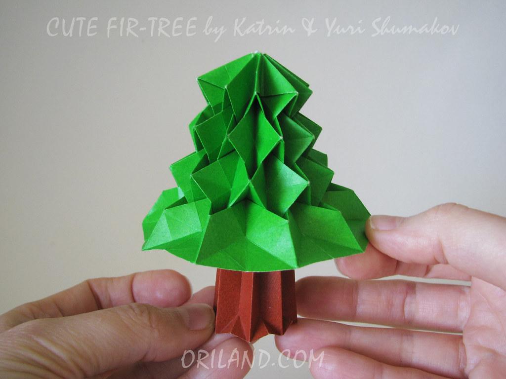 ArtisBellus_Tree_diagram.pdf | Holiday origami, Origami crafts ... | 768x1024