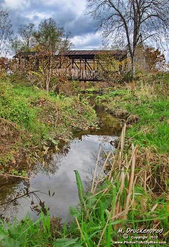 rural landscape pennsylvania country scenic pa coveredbridge historicbridge bedfordcounty dunningscreek cuppettcoveredbridge