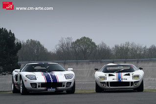 Ford GT and GT 40