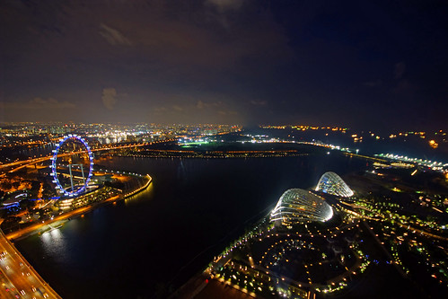 2012-06-17 06-30 Singapore 027 View from Marina Bay Sands | by Allie_Caulfield