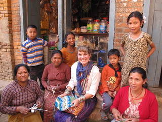 Getting Advice From Locals in Nepal   by wearesolesisters.com